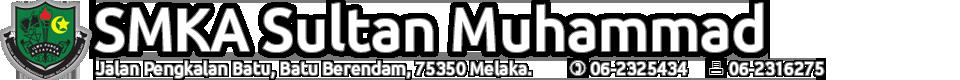 SMKA Sultan Muhammad